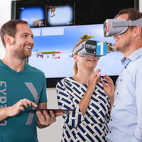 Use 360 and VR media for Marketing and Sales