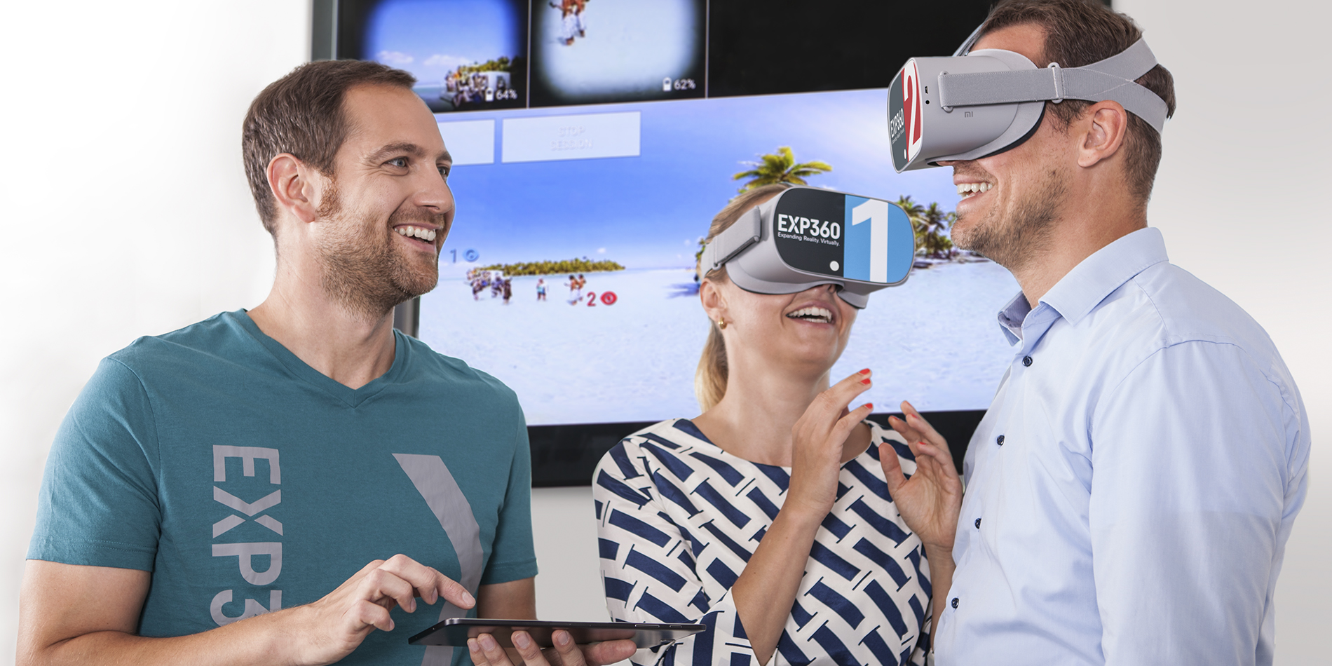 Use the Guide Kit to guide your audience through your 360 and VR content