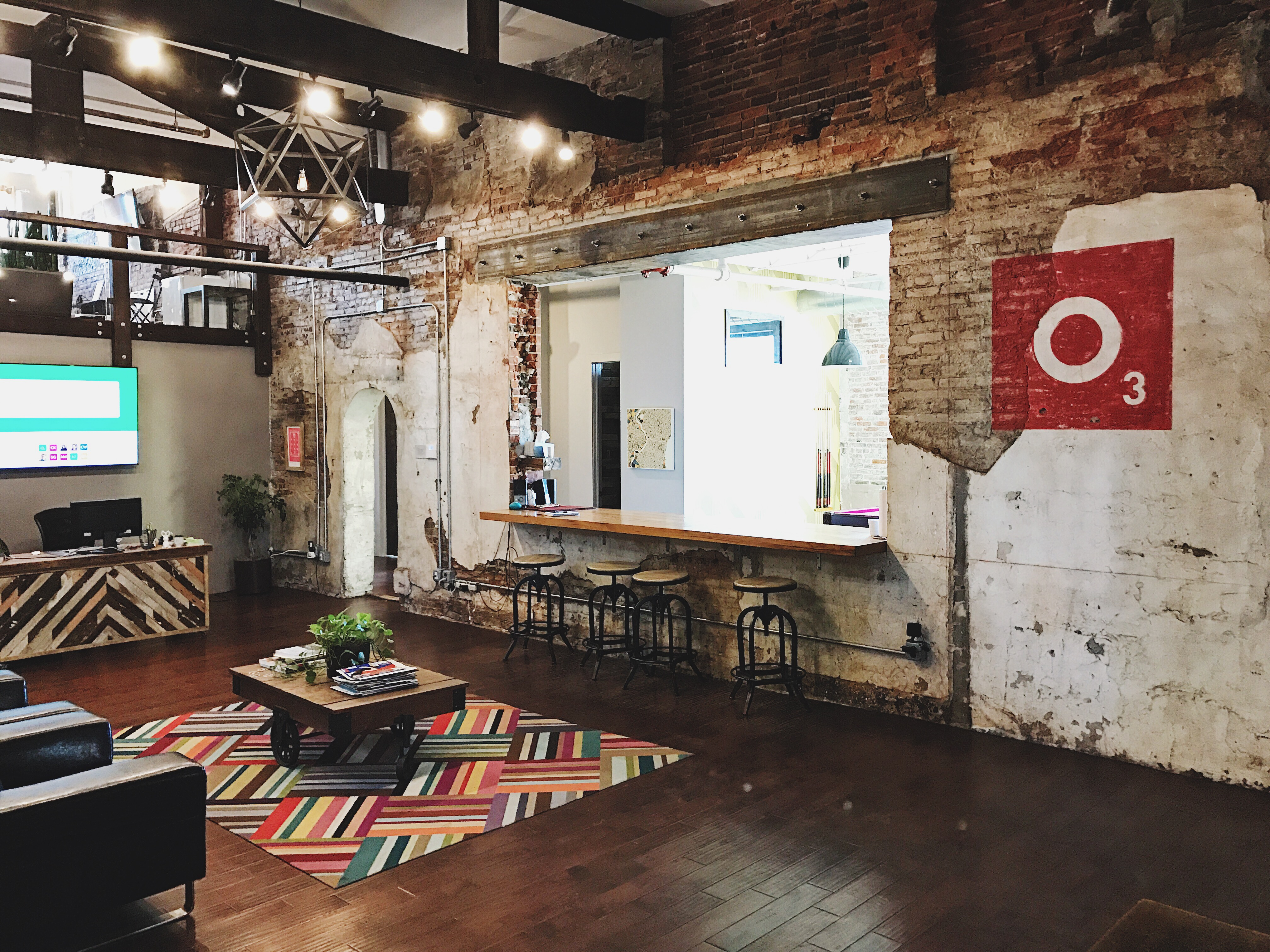 Cool office spaces Super We Are Proud To Announce That O3 World Was Recently Added To Philadelphias Cool Office Spaces Freshomecom O3 World Named One Of Philadelphia Business Journals
