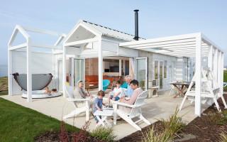 Coastal luxury at these beautiful Beach Houses
