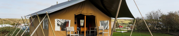Example of Safari Tents