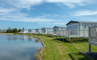 Comfortable caravans for a stunning staycation