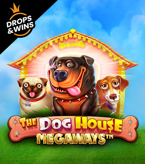 pragmatic the-dog-house--megaways