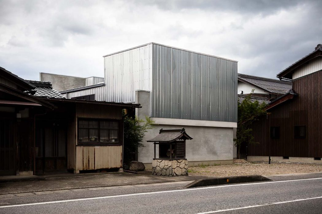 Ignant architecture house for a photographer form kouichi kimura architects 3 1050x700