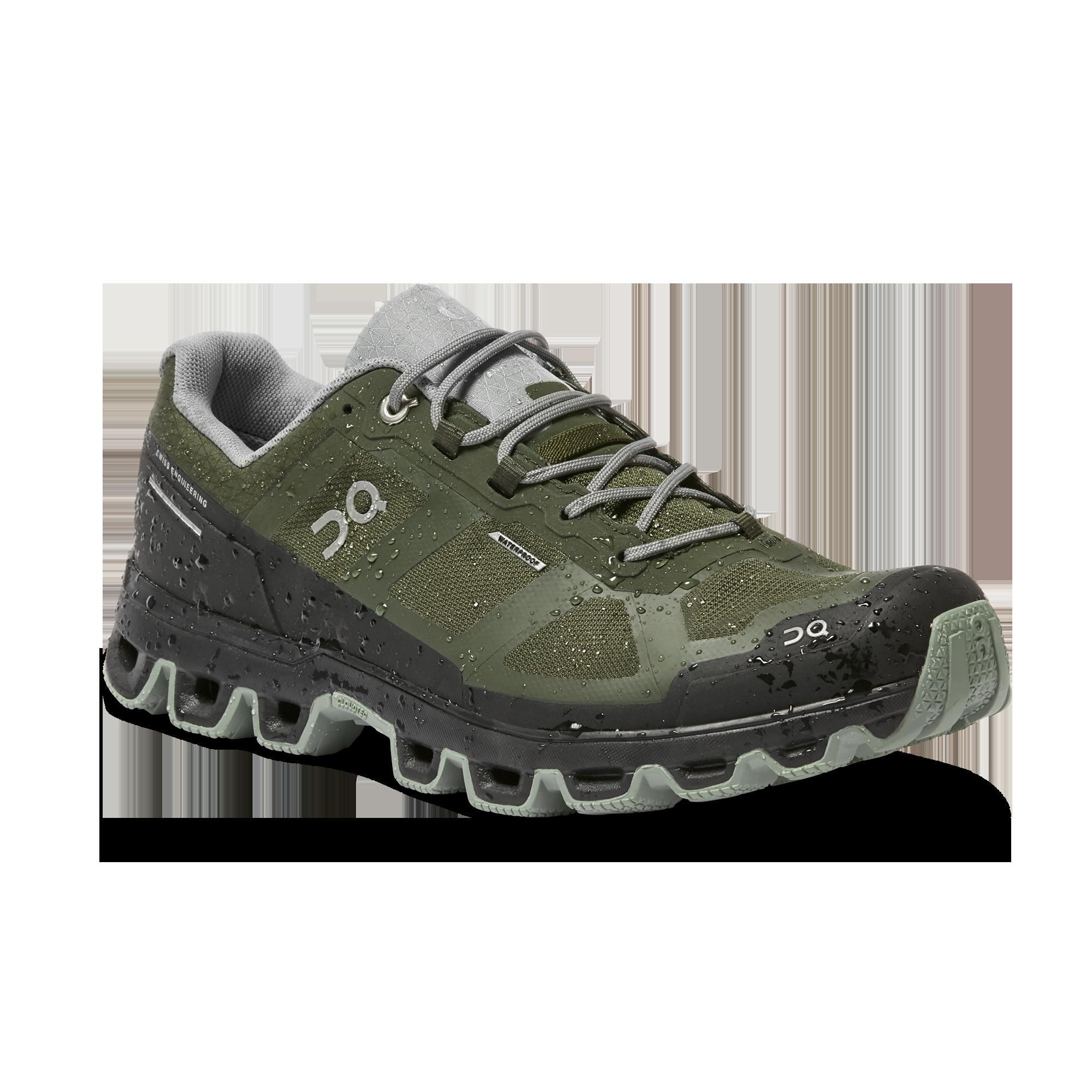 Waterproof Trail Running Shoe