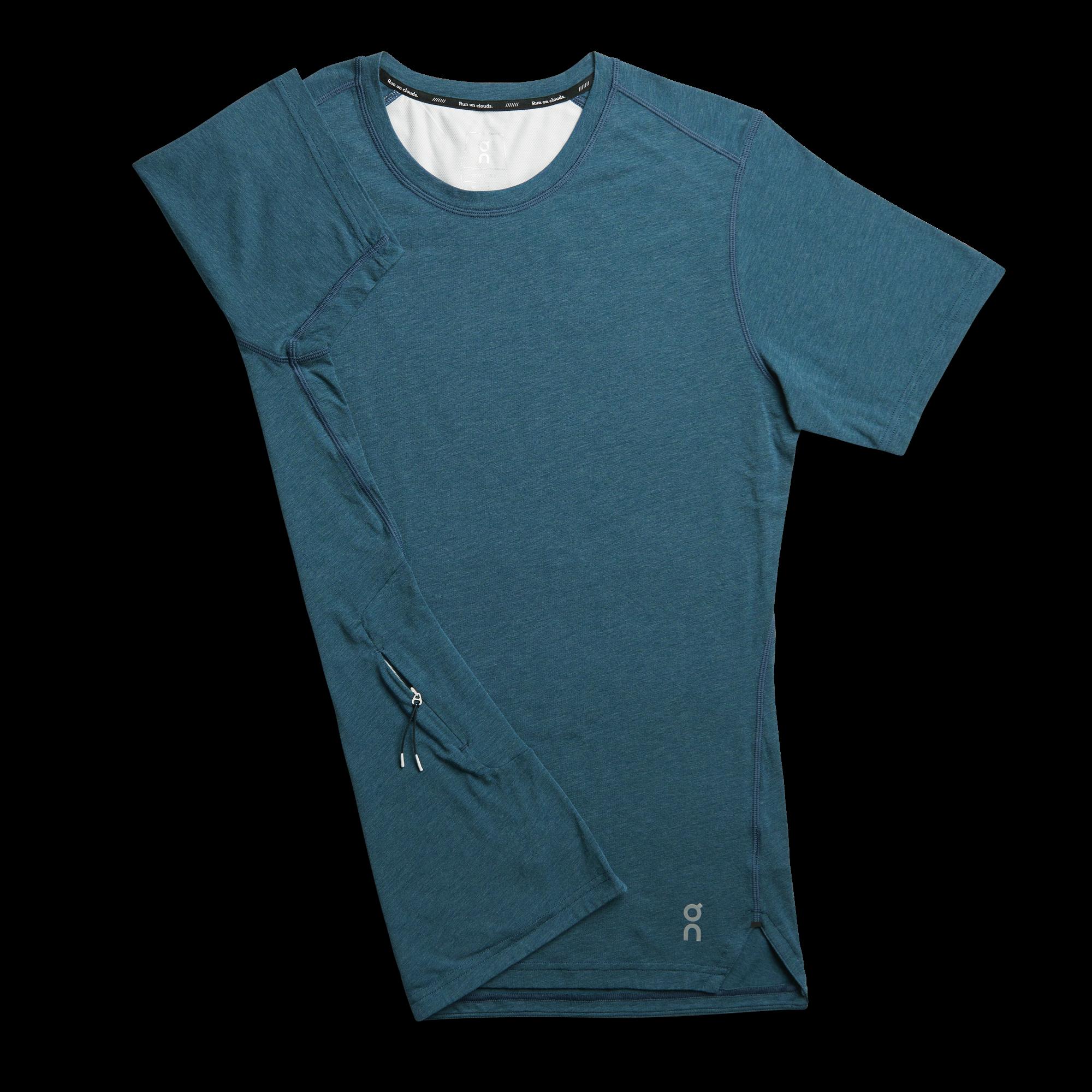AntibactérienOn Tissu Comfort T En Running Shirt De m80NwOnv