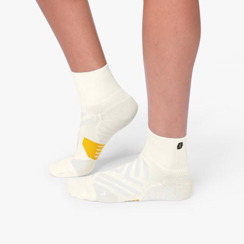 Mid Sock White | Ice