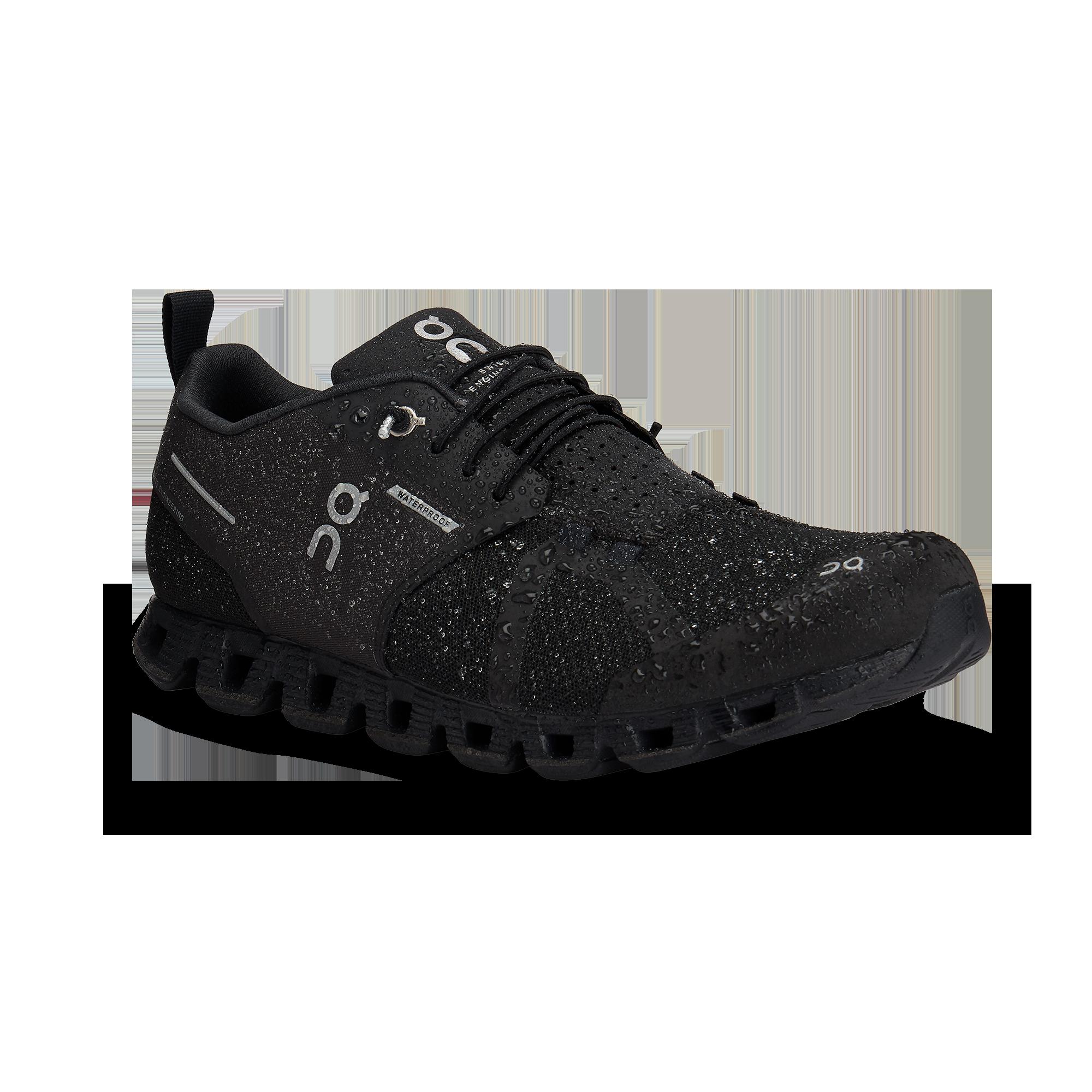 waterproof on cloud shoes