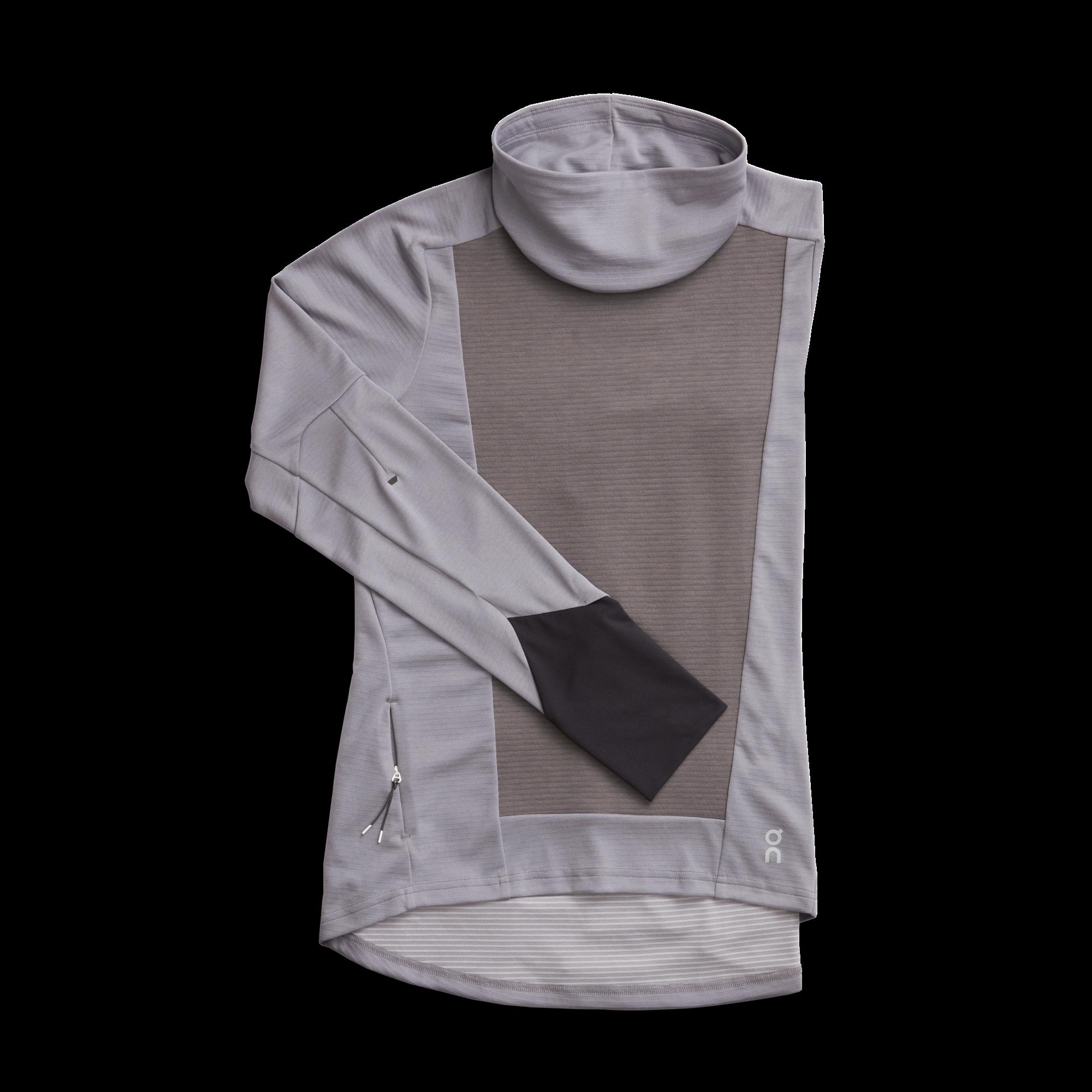 rrp £100,  price £65.00 On-Running Womens Weather Shirt