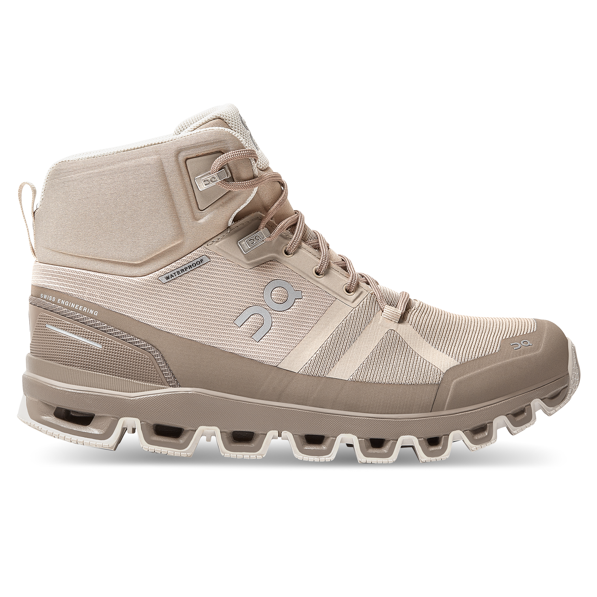 Cloudrock Waterproof The Lightweight Hiking Boot On