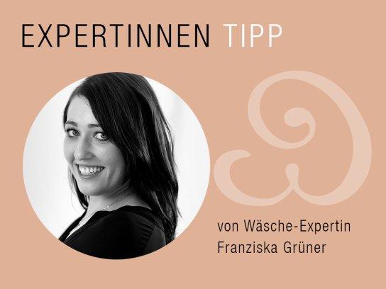 Expertin Franziska