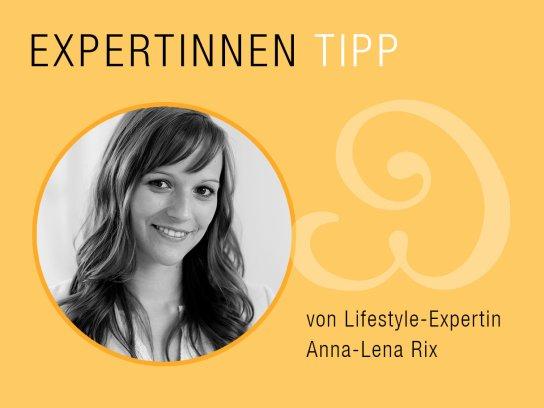 Expertin Anna-Lena
