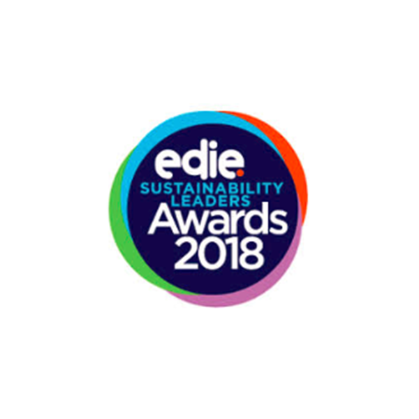 2018 Edie.net Sustainability Leaders Awards – Sustainable Supply Chains