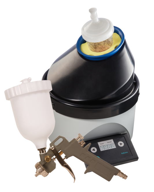 Imagebild rotogen spray gun