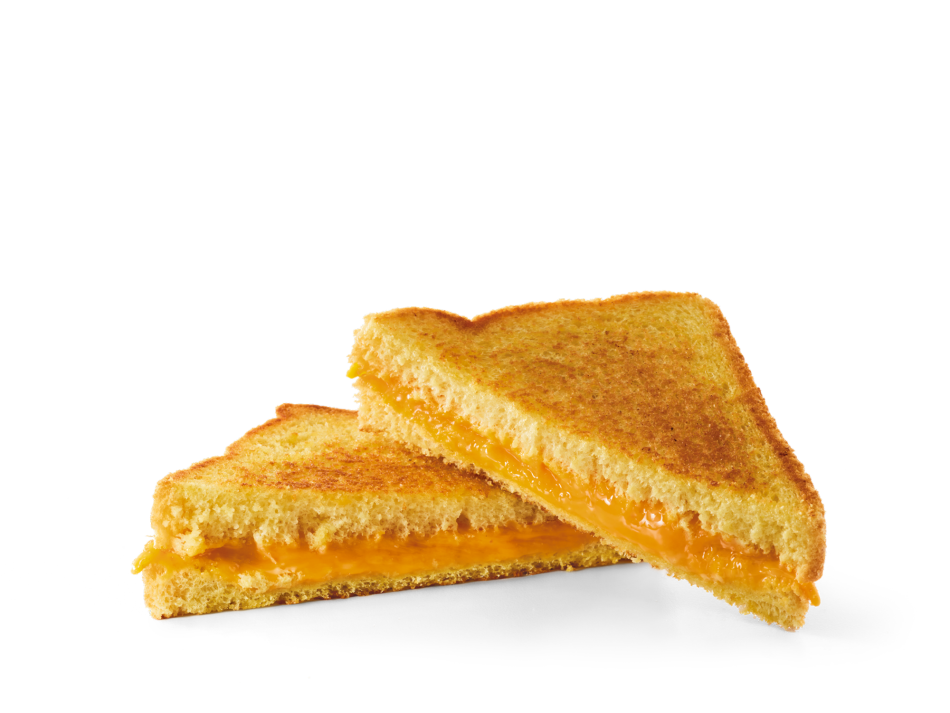 American cheese melted on Texas toast. Includes Bottomless side and beverage.