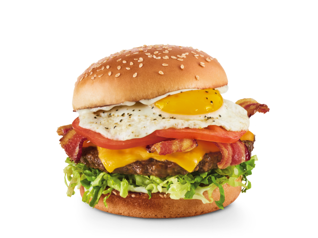 ROYAL RED ROBIN BURGER®