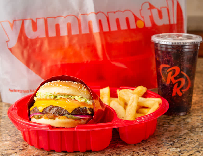 Delivery Red Robin