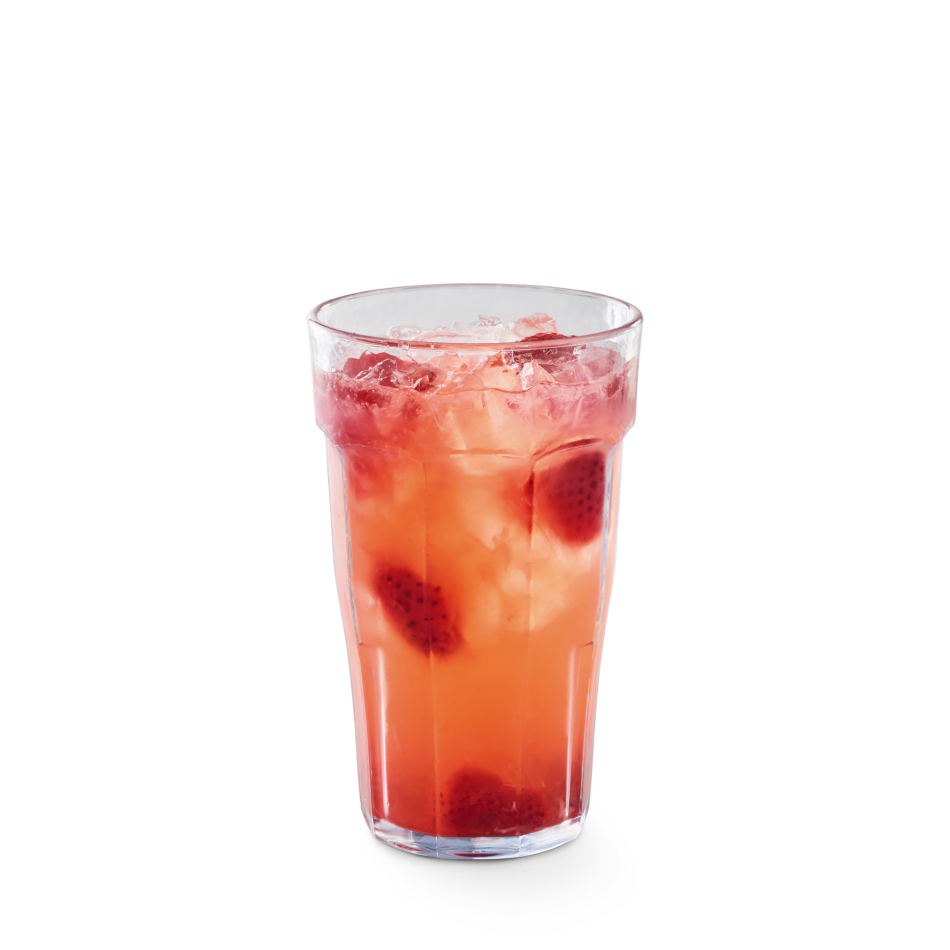 Our famous blend of Minute Maid® Lemonade and strawberries.