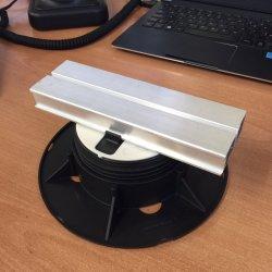Sistema posa tavole legno per esterno - Legno da esterno ...