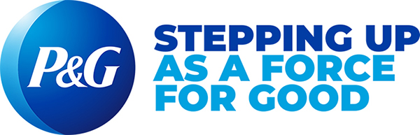 Stepping us a force for good logo