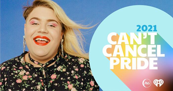Can't Cancel Pride logo
