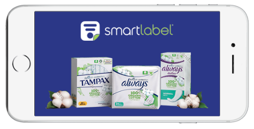 SmartLabel Always packs on iPhone image