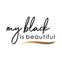 My Black Is Beautiful logo
