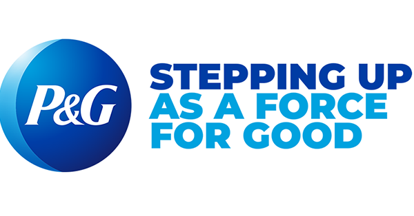 Stepping up as a force for good logo