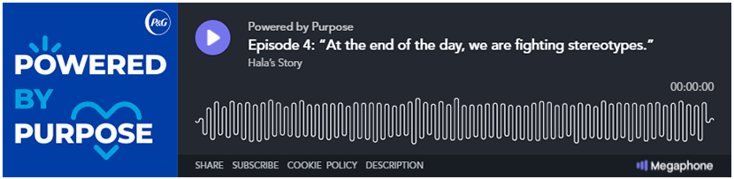 Episode 4  - Powered by Purpose