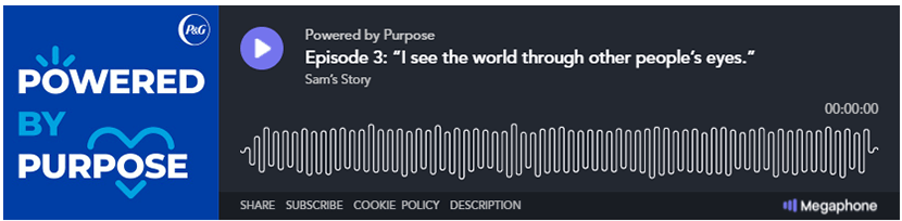 Episode 3  - Powered by Purpose