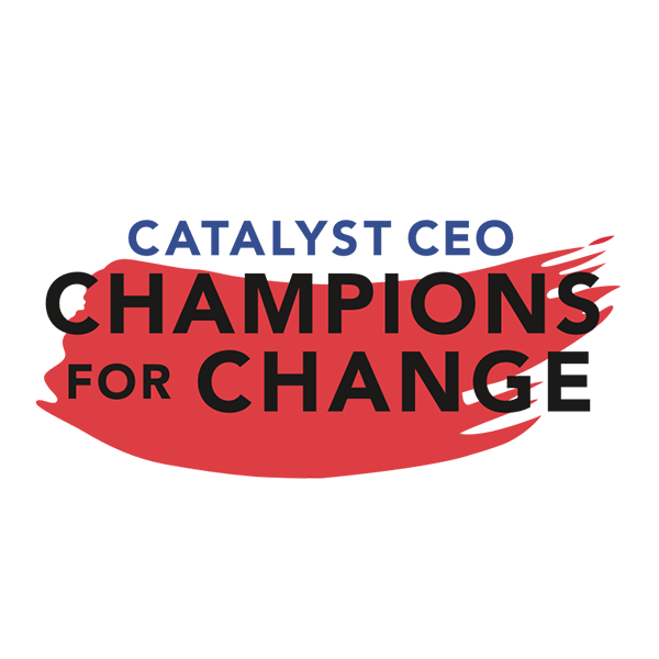 Catalyst CEO Champions For Change