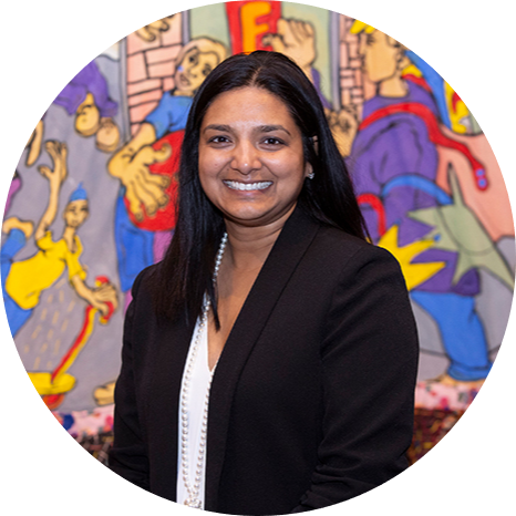 Nalini Bates - Associate Director, Supplier Citizenship, Global Purchasing