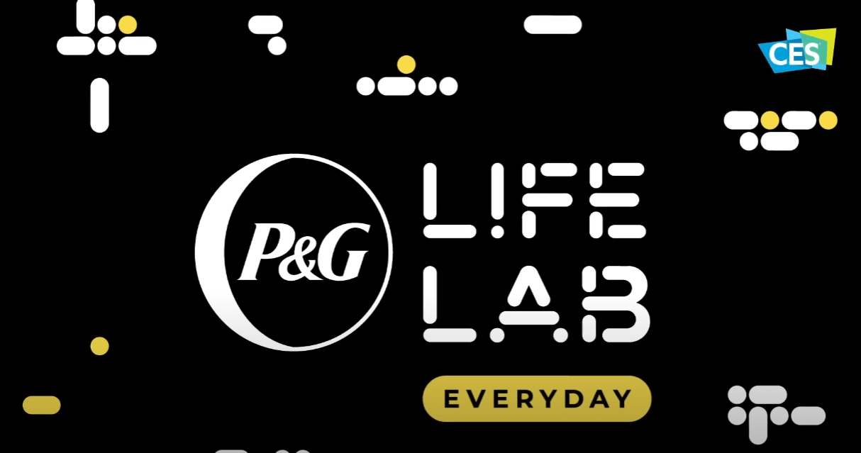 CES 2021 | Fly Through the Virtual P&G LifeLab thumbnail