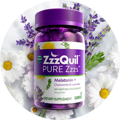 ZzzQuil PURE Zzzs