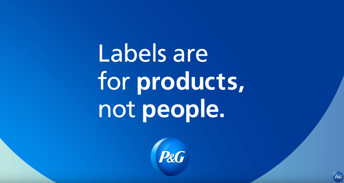 Labels are for products, not for people