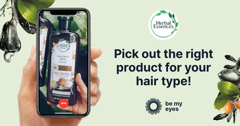 Herbal Essences - pick out the right product for your hair type