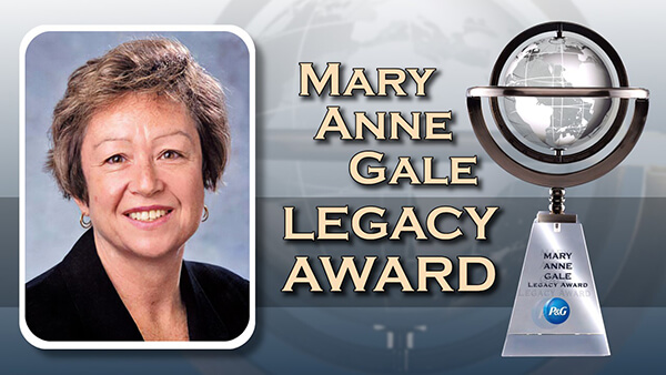 Mary Anne Gale Legacy Award