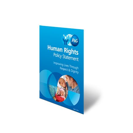 Human Rights policy exhibit