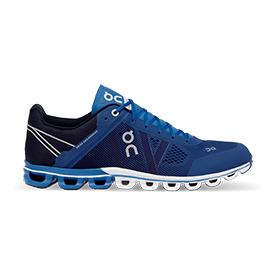 Cloudflow river navy intro stat shoes