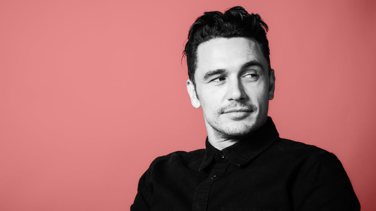 How James Franco Coped with Shooting the Worst Sex Scene Ever: Michael Buckner/Deadline/REX/Shutterstock