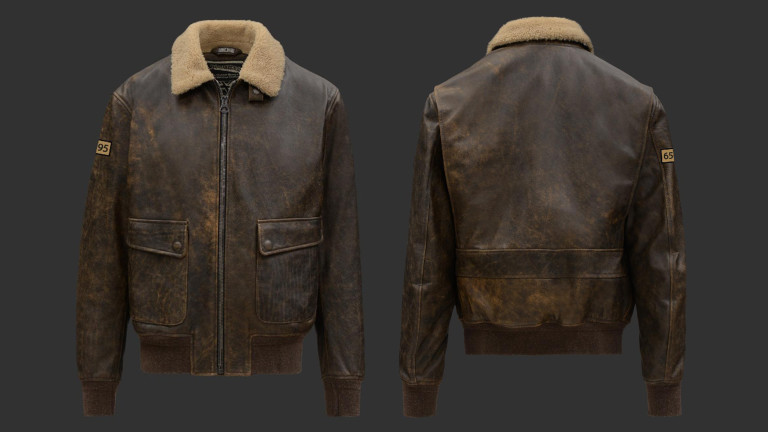 Would You Buy This Vladimir Putin-Inspired Luxury Leather Jacket?: Matchless London
