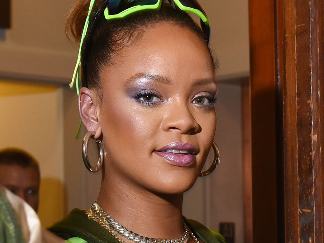 Rihanna Wishes She Could Go Back In Time To Before She -1731