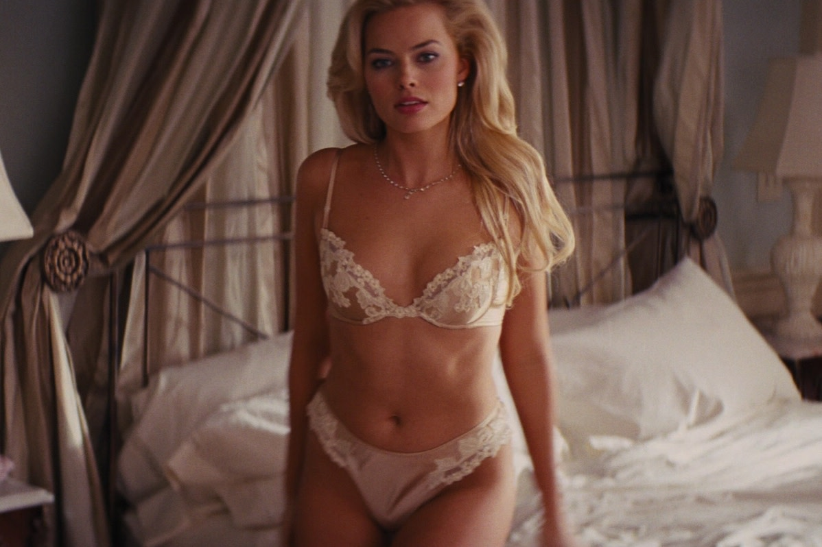 Wolf of wall street hot images