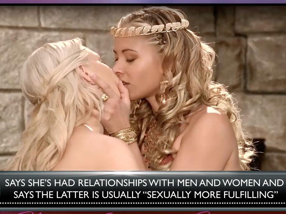playmates lesbians