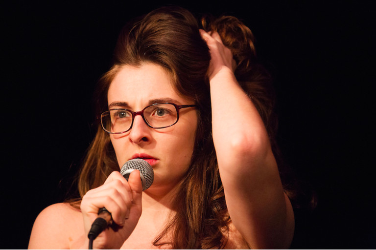 Stand up comedian nyc the naked girl 10