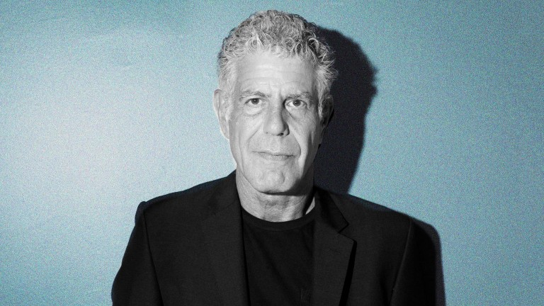 For His Next Act, Anthony Bourdain is Getting 'Wasted!': Vladimir Weinstein/BFA/REX/Shutterstock