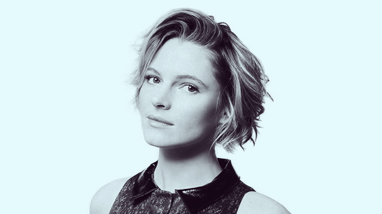 Amy Seimetz of 'Stranger Things' Lives Nowhere and Creates Everywhere: Jeff Vespa/Verge
