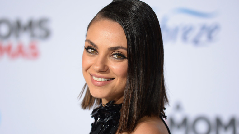 Every Month, Mila Kunis Makes a Donation to Planned Parenthood in Mike Pence's Name: Broadimage/REX/Shutterstock
