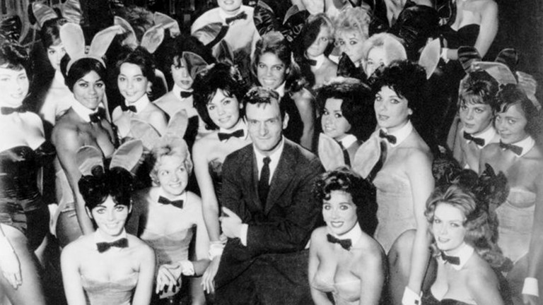 Inside the Playboy Club Chicago from the 1960s: