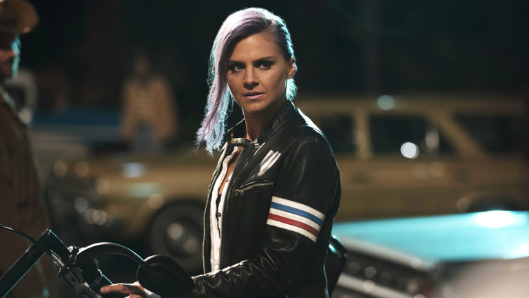 Eliza Coupe Kicks Ass (and Steals Our Hearts) in Hulu's 'Future Man': Courtesy Hulu